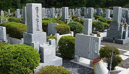 墓地・墓石の建立